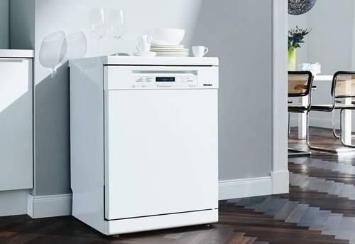 Установка отдельно стоящей посудомоечной машины в Тюмени