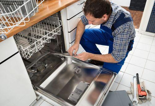Установка встраиваемой посудомоечной машины в Тюмени