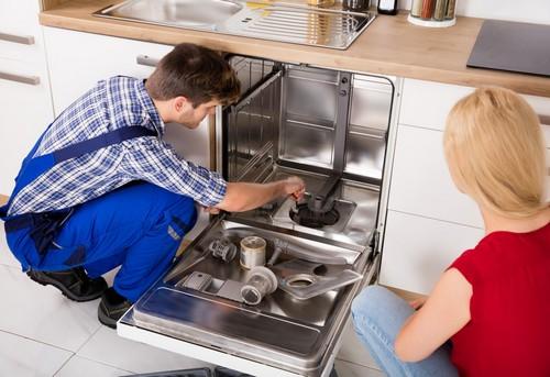 Замена посудомоечной машины в Тюмени